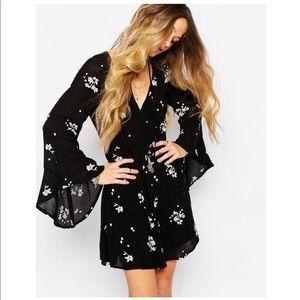 Free people embroidered jasmine dress